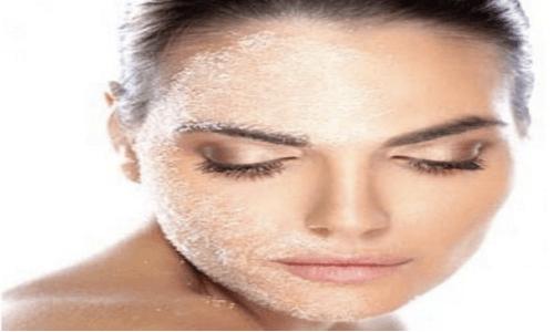 schilferige huid