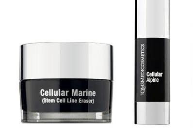 qms medicosmetics, cellular marine cellular alpine huidinstituut parkstad