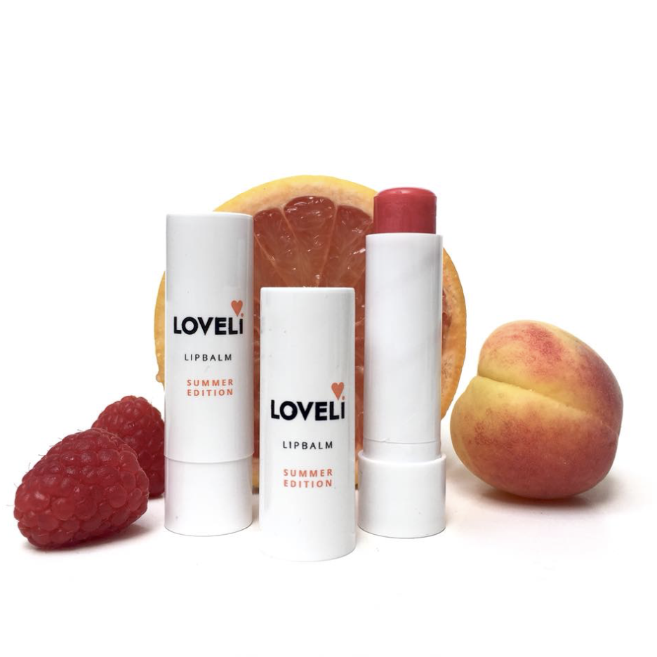 Loveli lippenbalsem voor super zachte verzorgde lippen- viva donna beautywebshop